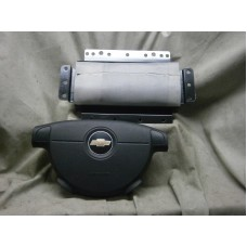 2007-2010 Chevrolet Aveo Airbag Set