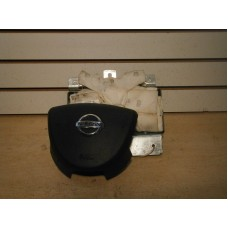 2005-2006 Nissan Altima Airbag Set