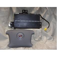 2006-2011 Cadillac DTS Airbag Set