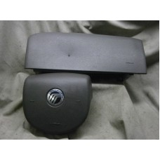 2005-2009 Mercury Grand Marquis Airbag Set