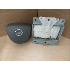 2007-2009 Nissan Quest Airbag Set