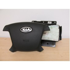 2009-2010 Kia Optima Driver Passenger Airbag Set