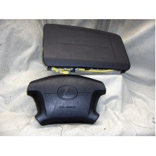 2000-2001 Lexus ES300 Airbag Set