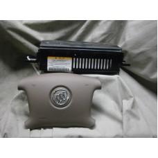 2006-2011 Buick Lucerne Airbag Set