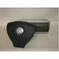 2006-2009 Volkswagen Rabbit Airbag Set