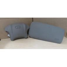2005-2009 Hyundai Tuscon Airbag Set